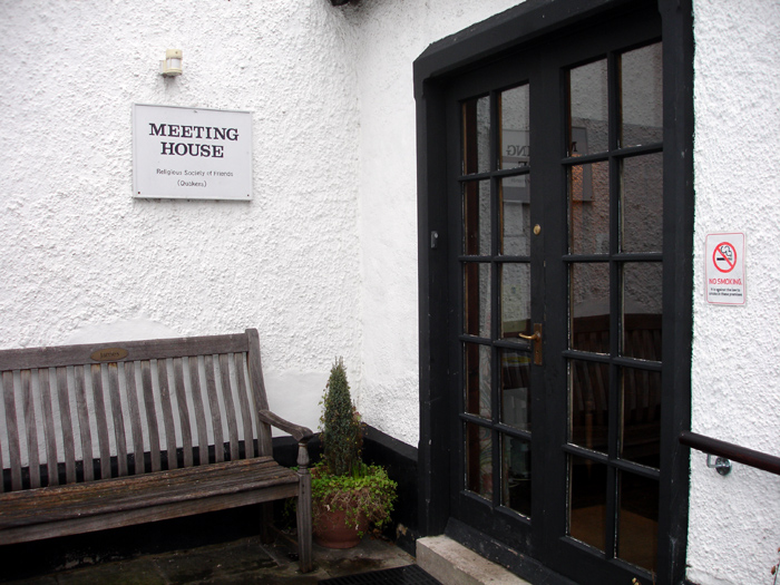Meeting House Entrance